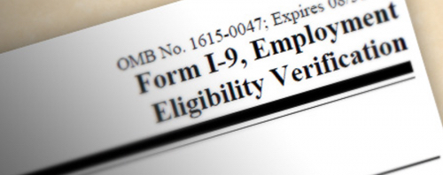 new I-9 form 2017 | www.mljinsurance.com